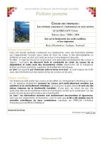 Catalogue sience Metisse pleine page Page 16