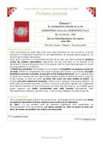 Catalogue sience Metisse pleine page Page 18