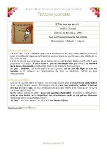 Catalogue sience Metisse pleine page Page 15