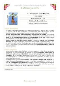 Catalogue sience Metisse pleine page Page 21