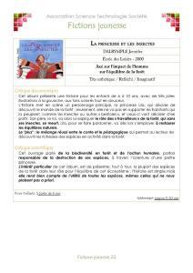 Catalogue sience Metisse pleine page Page 22