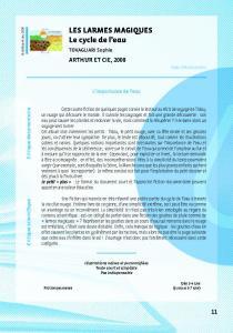 catalogue 2013 eau source de vie Page 12